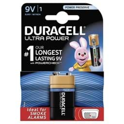 Bild von Duracell Ultra Power MX1604 E-Block