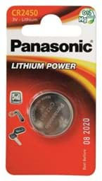Bild von Panasonic Lithium Power CR2450