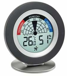 "Bild von ""Cosy Radar"" Digitales Thermo-Hygrometer"