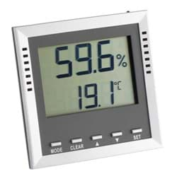 "Bild von ""Klima Guard"" Digitales Thermo-Hygrometer 30.5010"